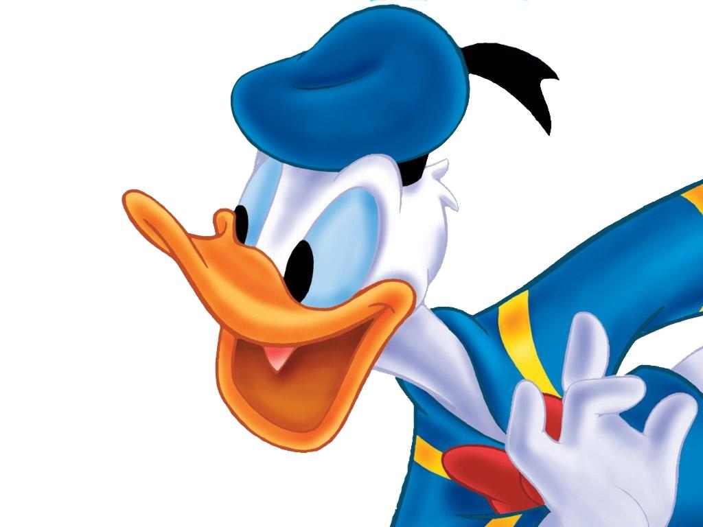 El pato Donald está celebrando su cumpleaños número 80