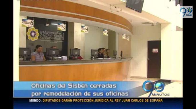 Cierran sede del Sisbén en Cali por remodelación de sus oficinas