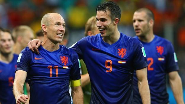 Holanda goleo a España, quedó atrás la historia en Sudáfrica