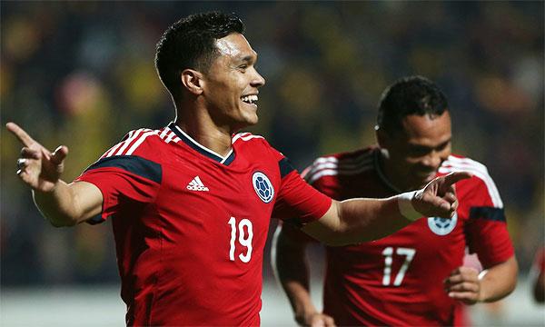 Colombia desciende en la Clasificación Mundial y Teo será el nuevo 9