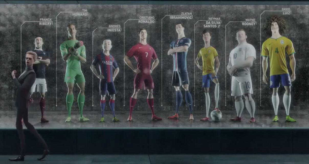 'The Last Game' el espectacular corto animado de Nike