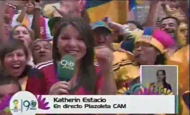 Así se vivió el triunfo de la Selección Colombia en el CAM