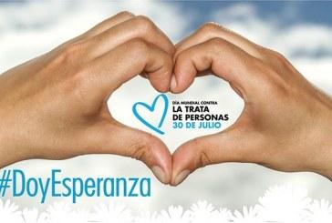 Hoy se conmemora el Día Mundial contra la trata de personas