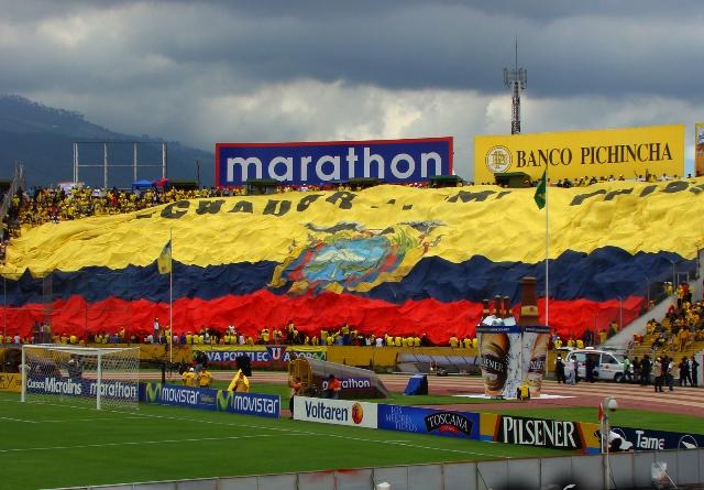 Los Futbolistas de Ecuador se declaran en huelga por falta de pago de clubes