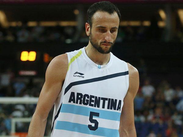 Los Spurs no le permitirán a Ginóbilli juegar el Mundial de Básquet