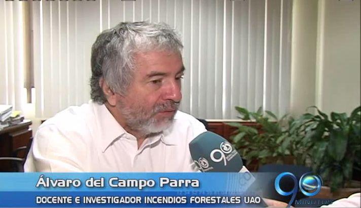 Informe Especial: Amenaza de incendios forestales en la región