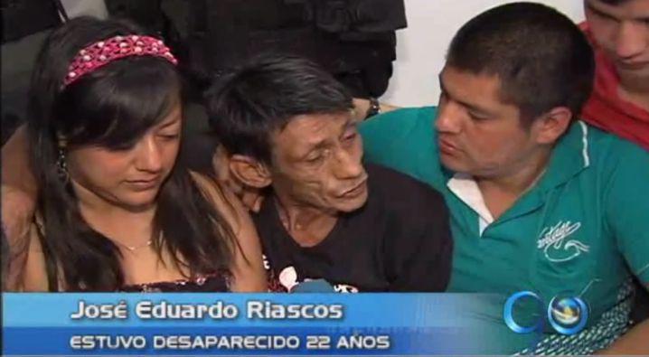 Un hombre se reencontró con su familia luego de 22 años de creerlo desaparecido
