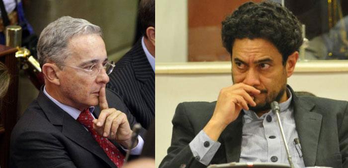 En el Congreso se habló de parapolítica y hubo enfrentamientos