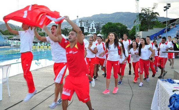 Valle del Cauca campeón nacional de natación en categoría abierta