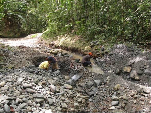 Impacto de minería ilegal preocupa a las autoridades