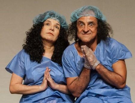La salud es el tema de comedia en lo nuevo de El Águila Descalza