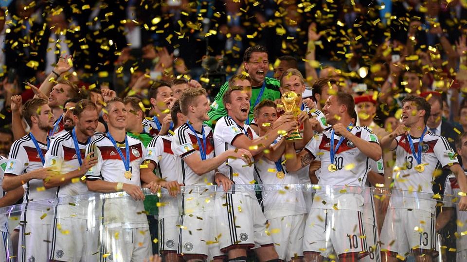 Campeones del mundo celebraron la gloria