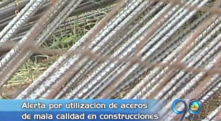Superintendente de Industria y Comercio advierte sobre contrabando de acero