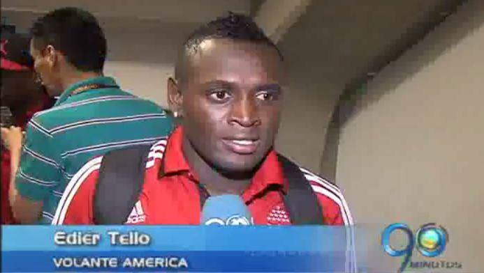 América venció al Cúcuta Deportivo en el Pascual Guerrero