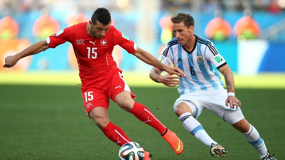 Suiza no pudo quitarle el puesto a Argentina en cuartos