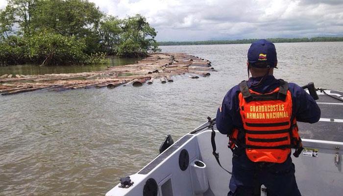 Más de 100 kilos de cocaína fueron incautados en Tumaco, Nariño