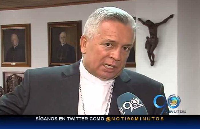Arzobispo de Cali pidió a las fuerzas en conflicto respetar los civiles