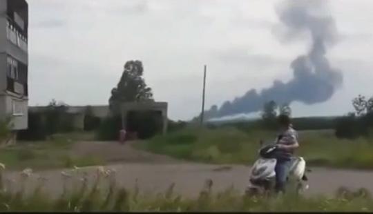 Avión de Malaysia Airlines se estrelló con el este de Ucrania