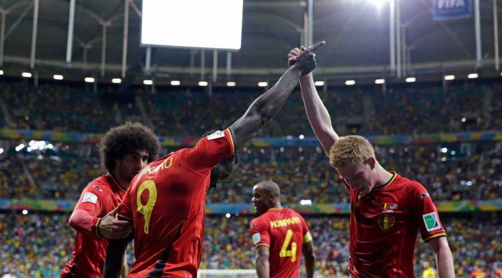 Bélgica se quedó con el último cupo a cuartos de final