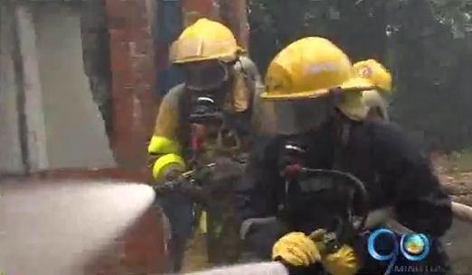Informe Especial: Bomberos en Emergencia (Segunda parte)