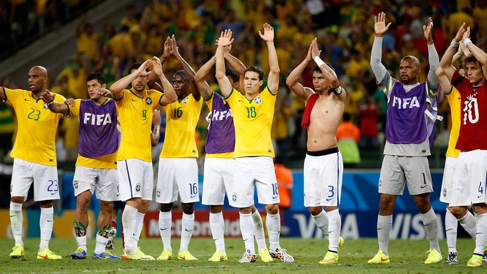 Brasil y Alemania por el primer cupo a la final