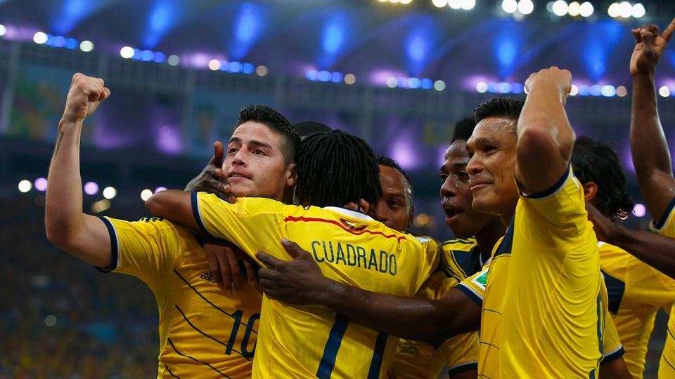 Conozca los detalles del partido de Colombia Vs. Brasil