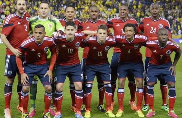 Después de 24 años la Selección vuelve a jugar de rojo