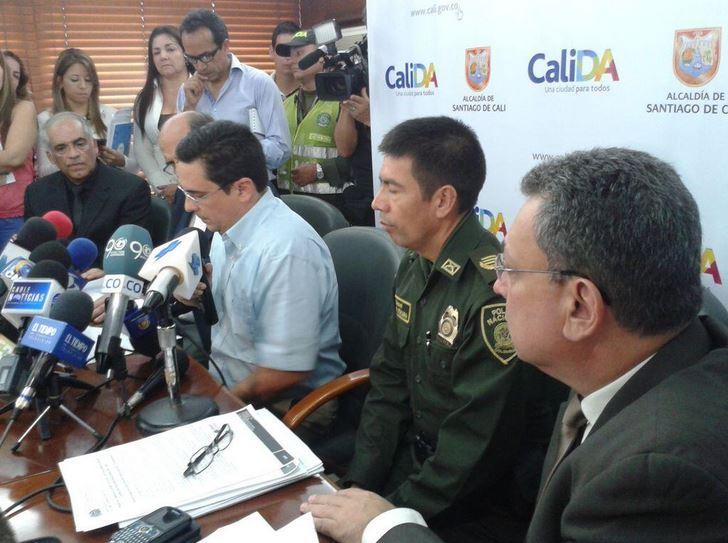 Conozca las medidas de seguridad para el partido de Colombia