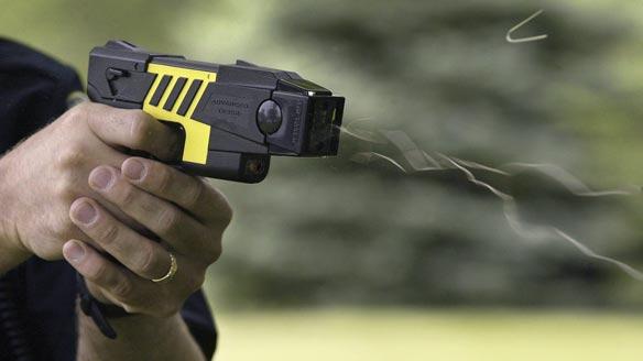 Controversia por posible uso de Taser en Colombia