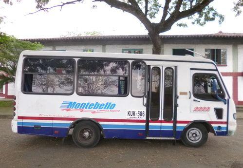 Corte Constitucional respaldó salida de buses tradicionales