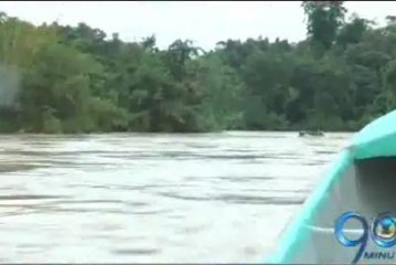 Emergencia en Chocó por desbordamiento del río Pató
