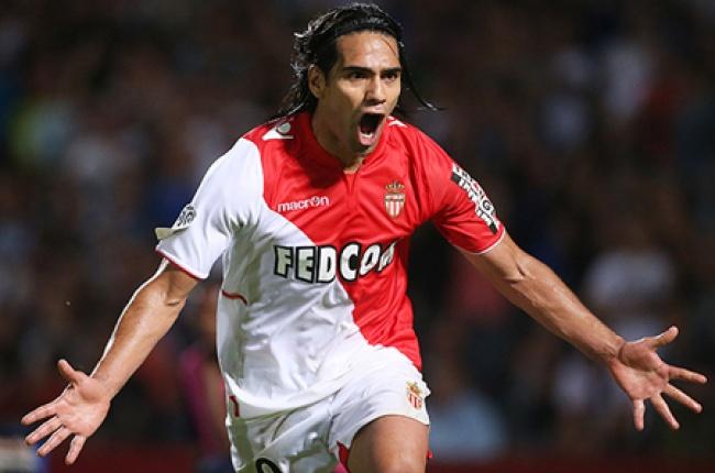 Falcao podría ser cedido por el Mónaco al Real Madrid
