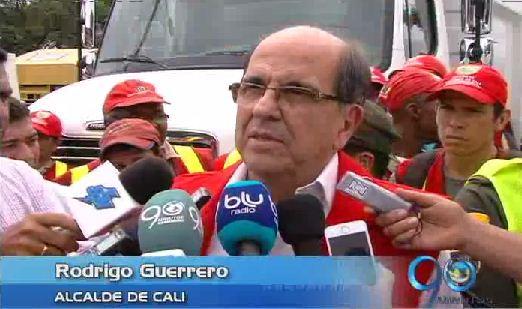 Alcalde desvirtúa versiones sobre intervención al MIO