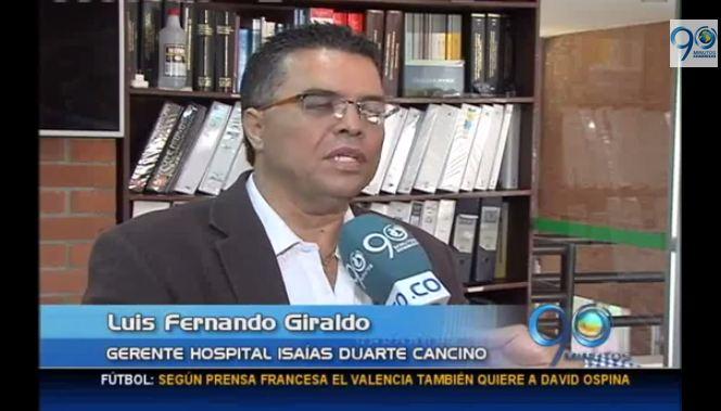 Hospital Isaías Duarte Cancino estaría a punto de cerrar sus puertas