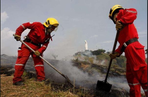 Incendios arrasaron con 22 hectáreas de vegetación en Cali