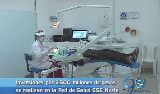Invierten 3.500 millones de pesos en la ESE Norte de Cali