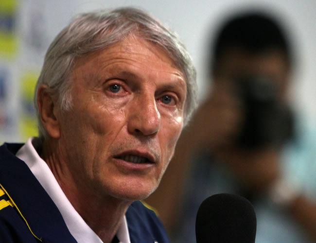 El futuro de José Pékerman en el banco de Colombia aún es incierto