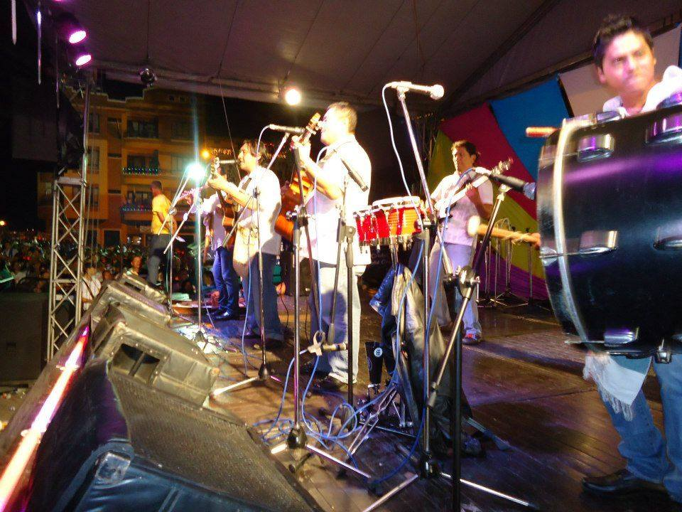 Música Andina para este 'Jueves del Samán'