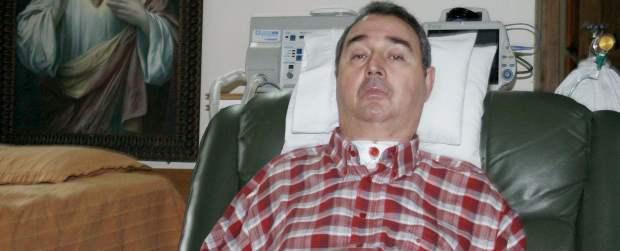 El 'profe' Luis Montoya salió ileso de un accidente de tránsito