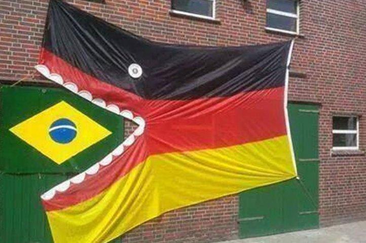 Vea los 'memes' más graciosos del partido de Brasil