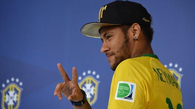 Neymar quiere que Messi sea campeón con Argentina