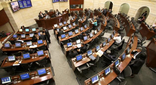 Con oposición al Gobierno se conformó nuevo Congreso