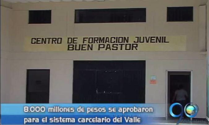 Gobernación invertirá 8 mil milllones de pesos en las cárceles del Valle