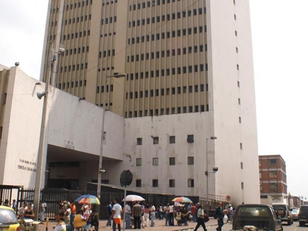 Palacio de Justicia no operará por brote de varicela