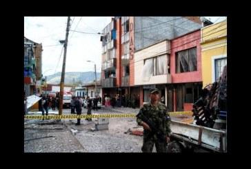 Explosión cerca a sede militar en Pasto deja dos heridos