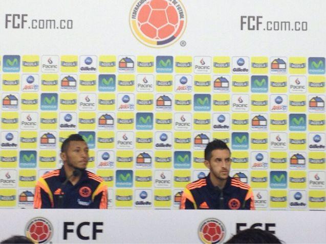 Miembros de la Selección confían en el buen momento del equipo