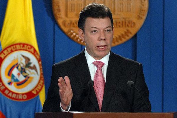 Santos le pidió a Arias que se entregue a la justicia