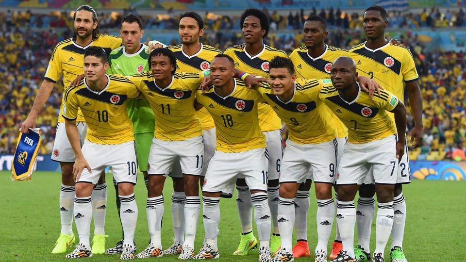 Selección Colombia fue el equipo más limpio del Mundial