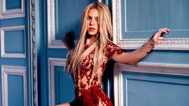 Shakira es catalogada como la mujer más sexy del 2014
