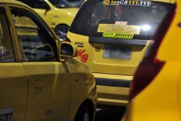 Taxistas de Medellín y Barranquilla inician paro indefinido